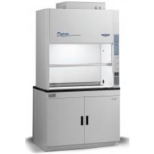 Hood with Acid Storage Cabinet