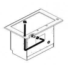 Solvent Storage Cabinet Vent Kit