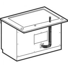 Acid Storage Cabinet Vent Kit