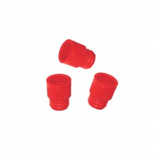 Plug Cap - Red - 16 mm