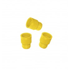 Plug Cap - Yellow - 16 mm